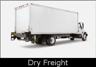 CTB Sales - Custom Northern Virginia Dry Freight Truck Body