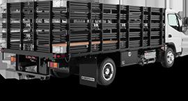 Virginia & MarylandHPA Stake Platform Truck Body
