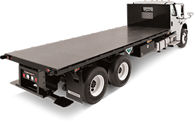Virginia & Maryland MHP Stake Platform Truck Body