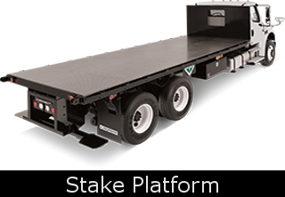 CTB Sales - Custom Northern Virginia Stake Platform Truck Body