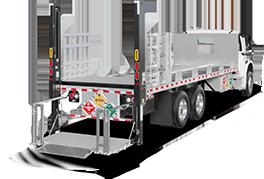 Virginia & Maryland Bottled Gas Truck Body